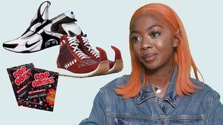 Siobhan Bell Cop or Drop Nike Adapt Huarache Loewe suede sneakers Pop Rocks