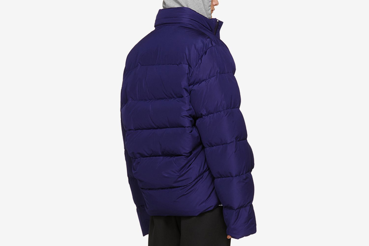 Down C-Shape Jacket