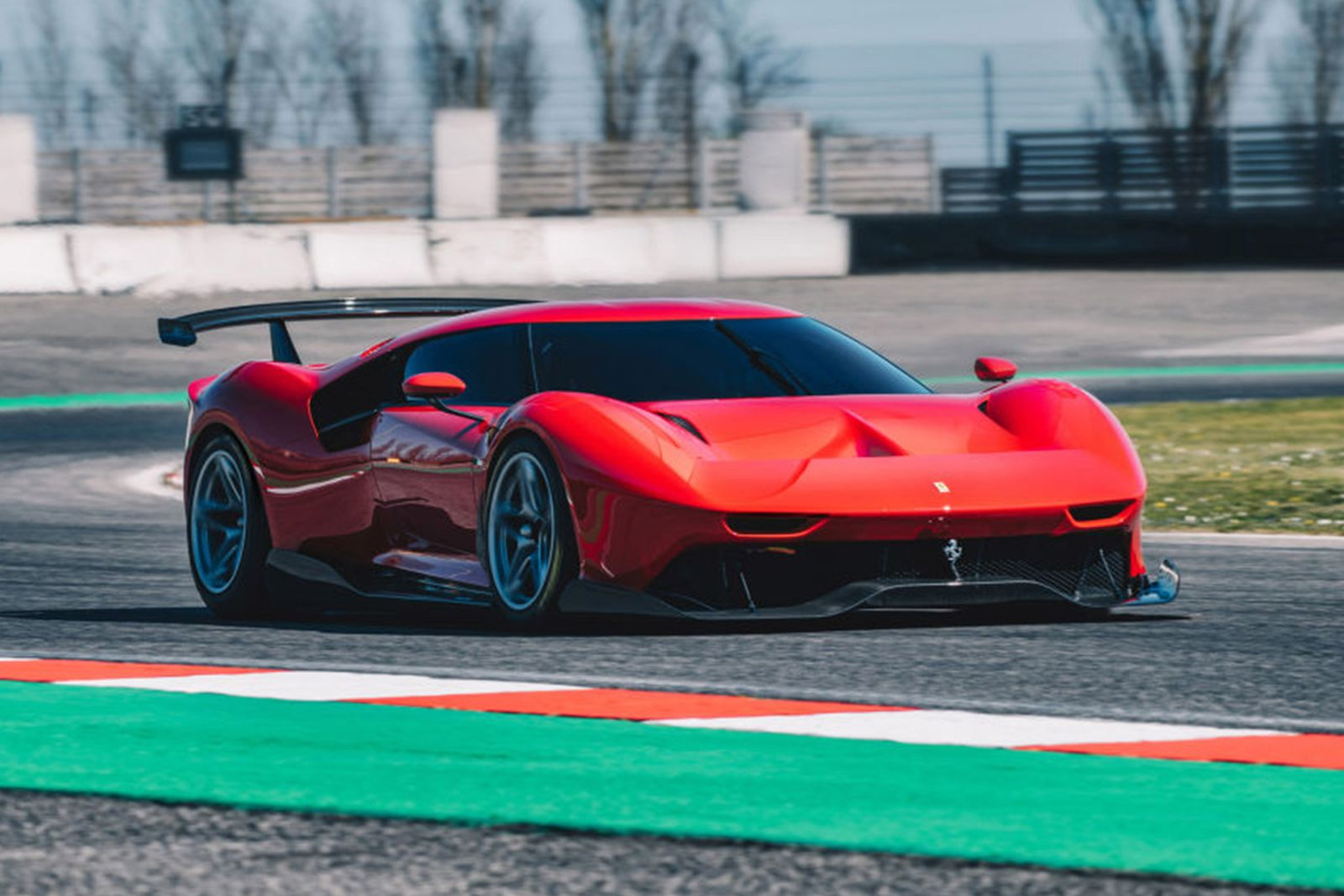ferrari one off p80c 488 gt3 P80/C
