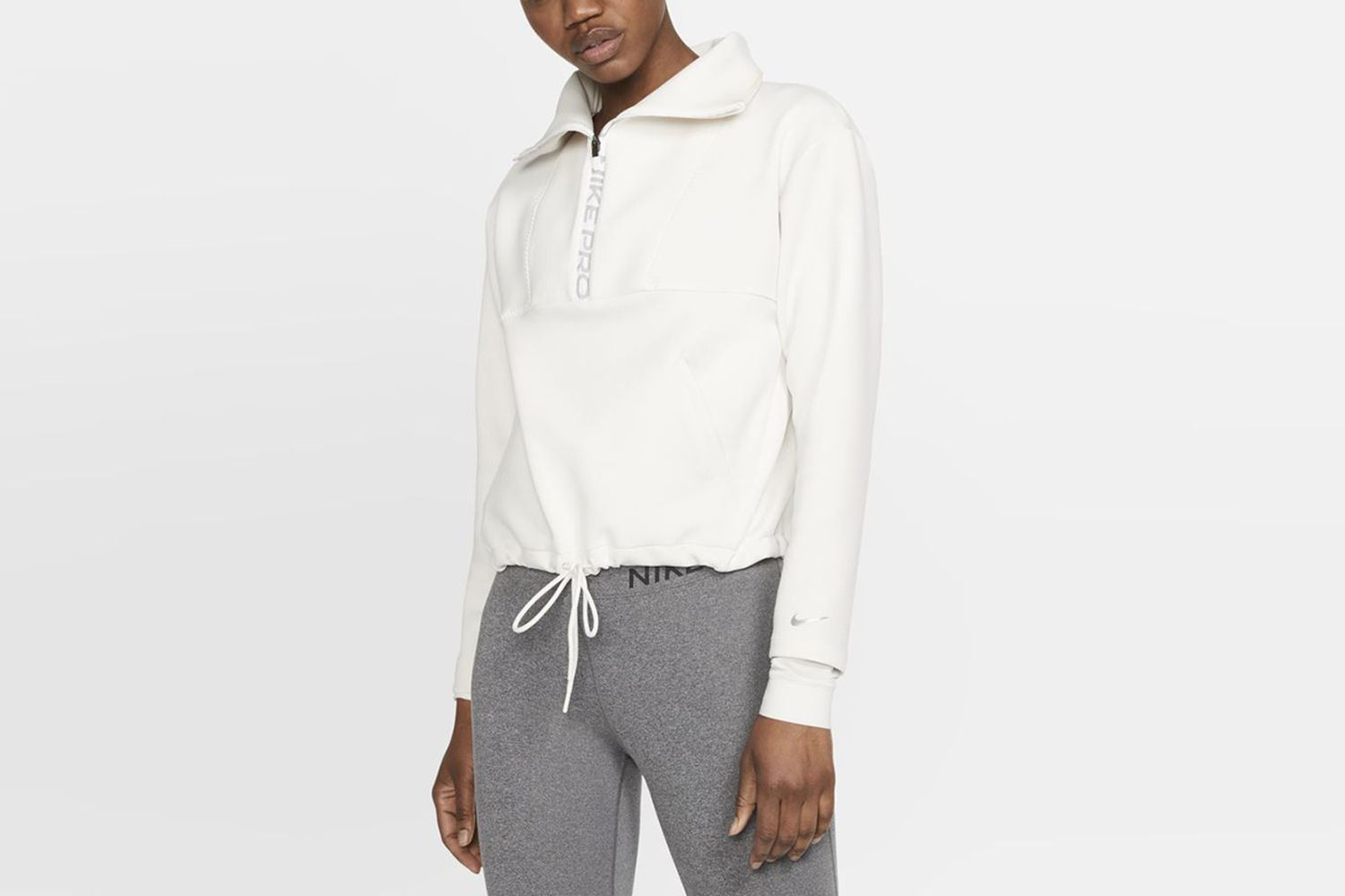 Pro Cropped Sweater