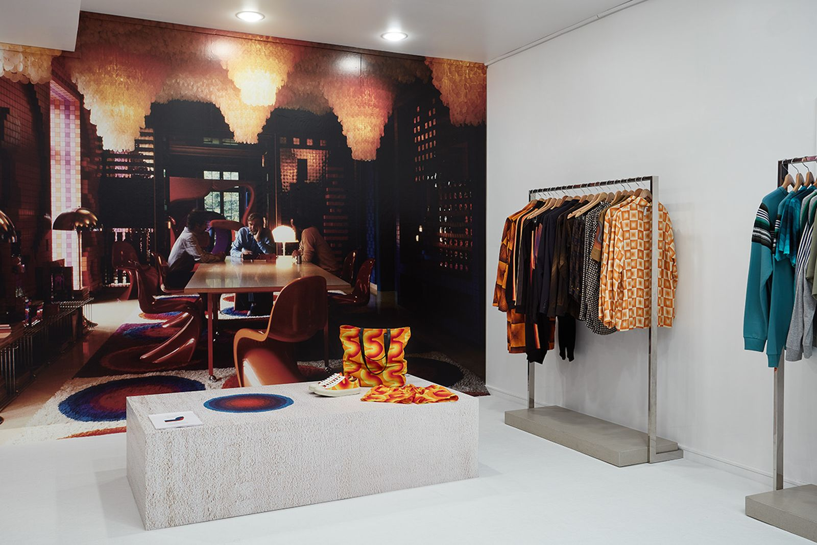 dries van noten opening ceremony ss19 pop up