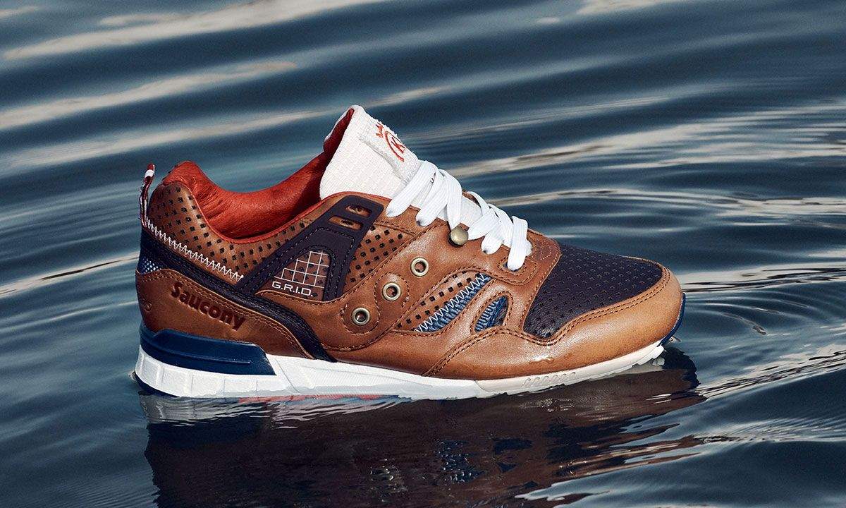 "24 Kilates & Saucony Pay Tribute to Ferdinand Magellan (Who Else?) on the Grid SD ""La Victoria"""