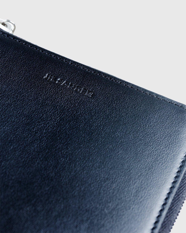Jil Sander – Credit Card Purse Black - Image 5