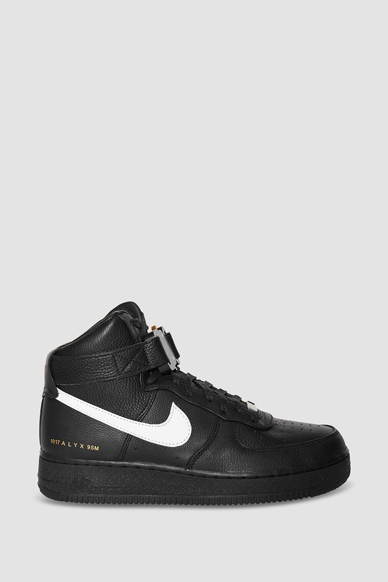 Matthew Williams Gives the Nike Air Force 1 High the ALYX Treatment 3