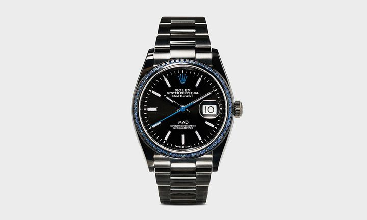MAD Paris Rolex Datejust 36 Oyster Perpetual