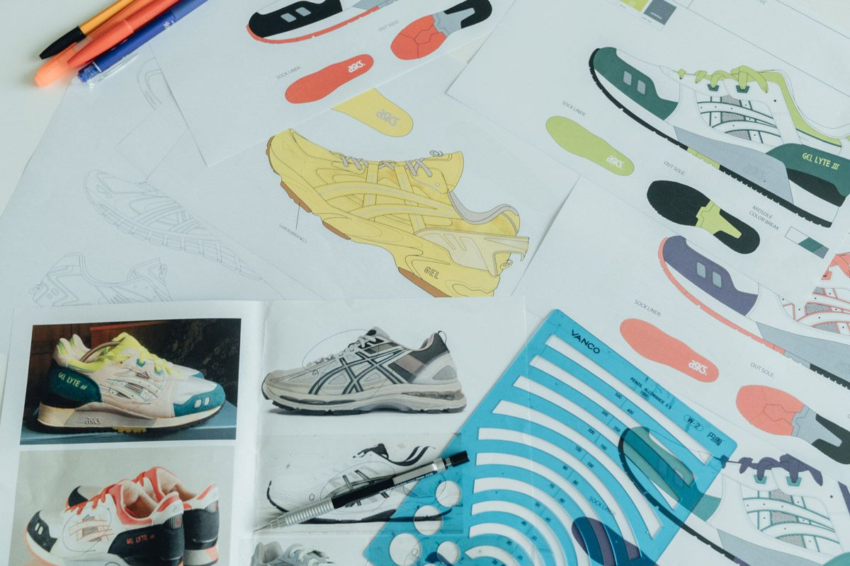 Kenichi Kawano's Sneakers Are So Good He Only Wears His Own Designs 21