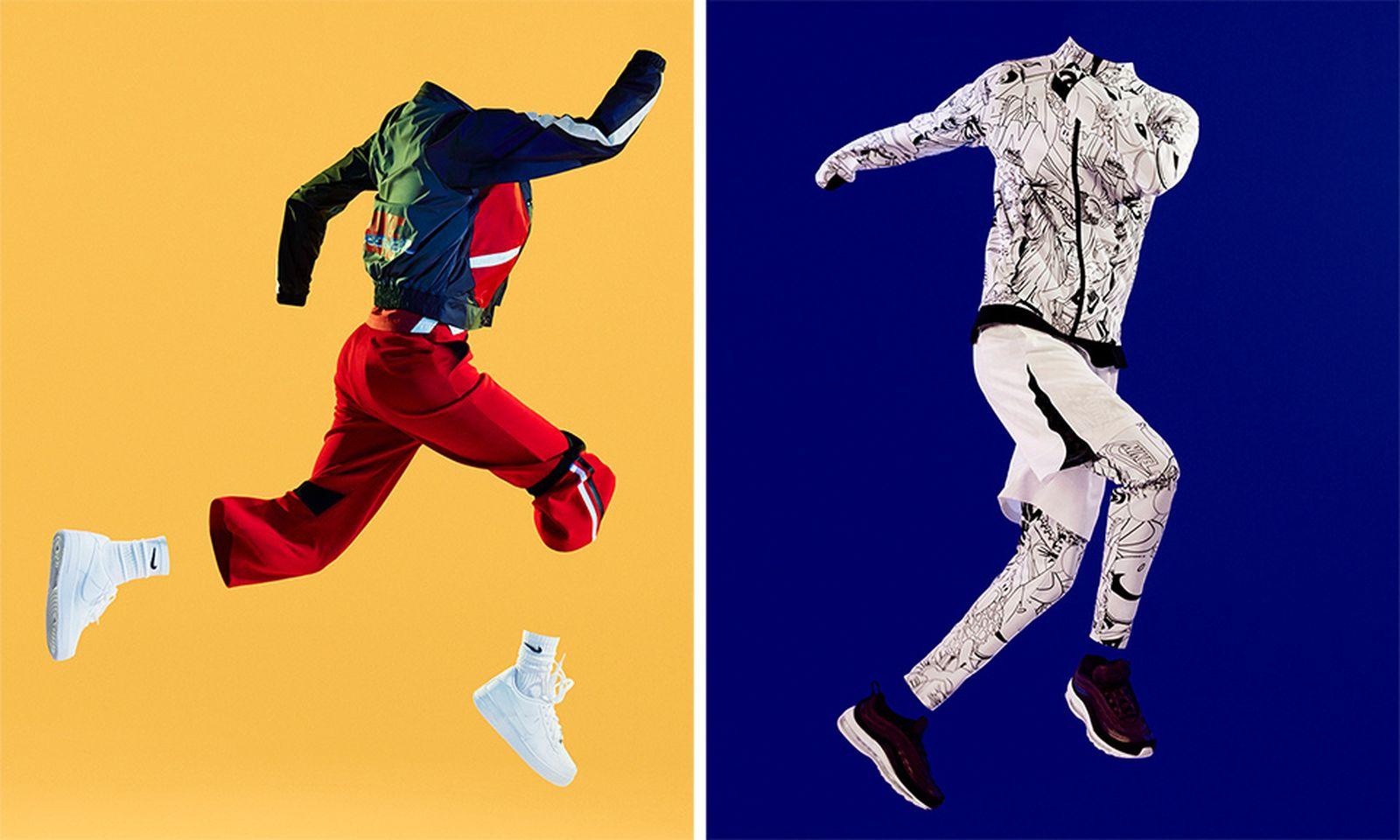 Componer Típicamente apagado  Nike Sportswear Debuts Summer 2018 Apparel & Footwear