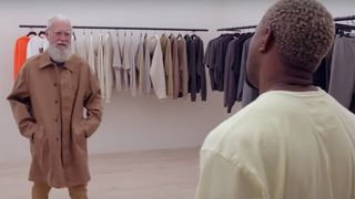 kanye west styles david letterman My Next Guest Needs No Introduction yeezy