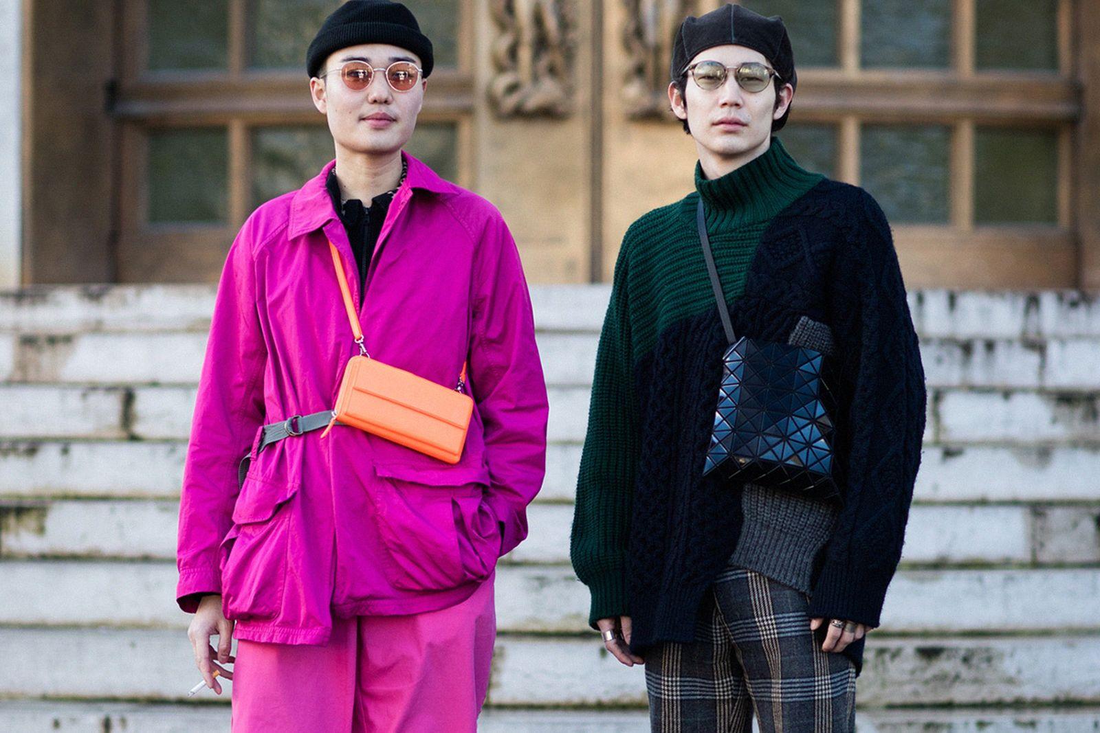 mens purses are coming main Acne Studios Fendi Louis Vuitton