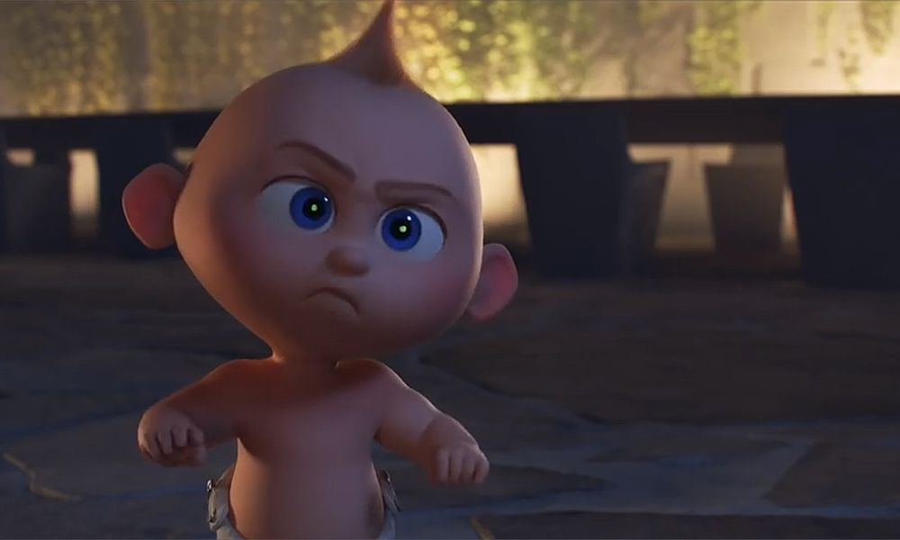 Incredibles 2 Trailer Baby Jack Jack S Powers Revealed