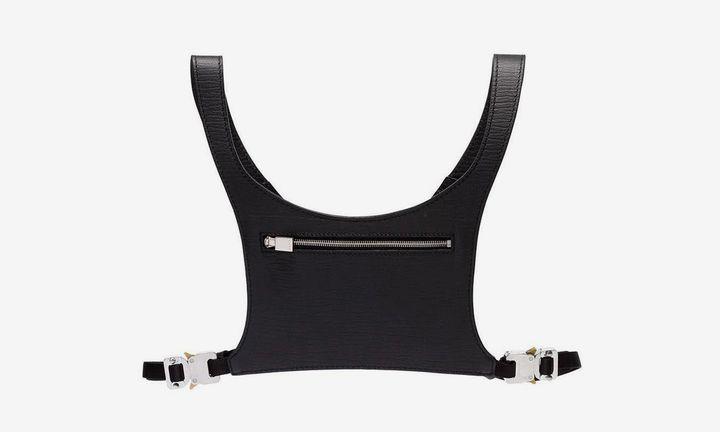1017 ALYX 9SM Harness Chest Bag black
