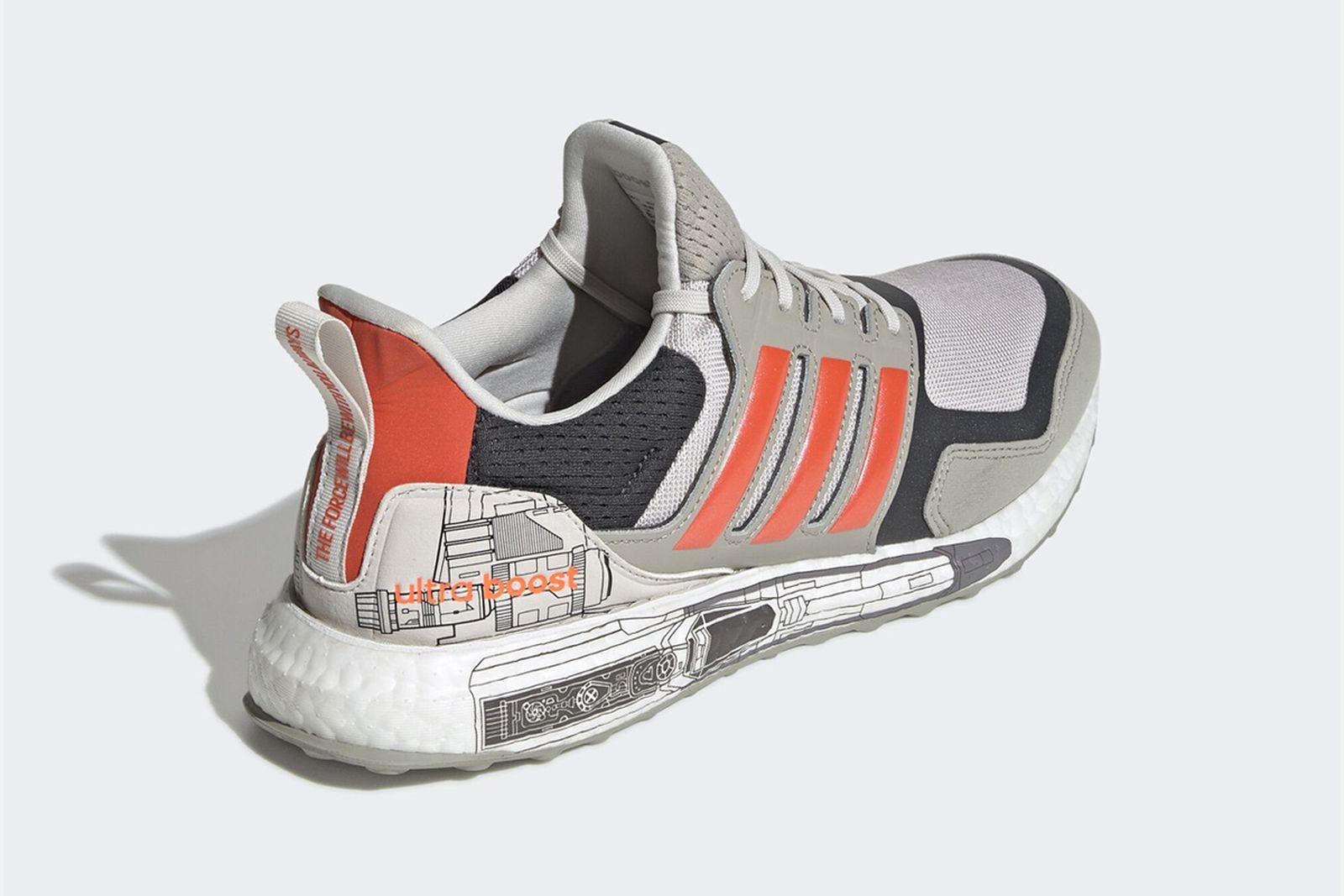 star wars adidas ultraboost x wing release date price Star Wars: The Rise of Skywalker disney
