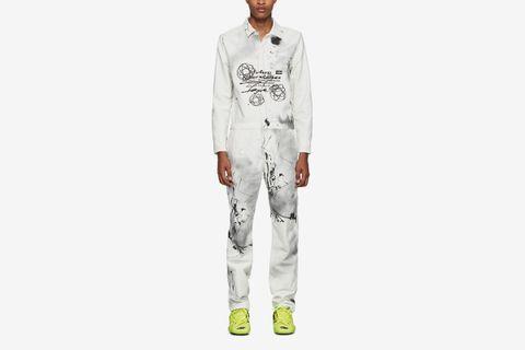 Futura Edition Boiler Jumpsuit
