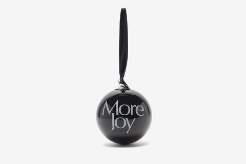 More Joy Glass Bauble