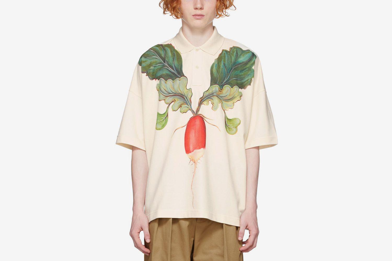 Oversized Veggie Polo