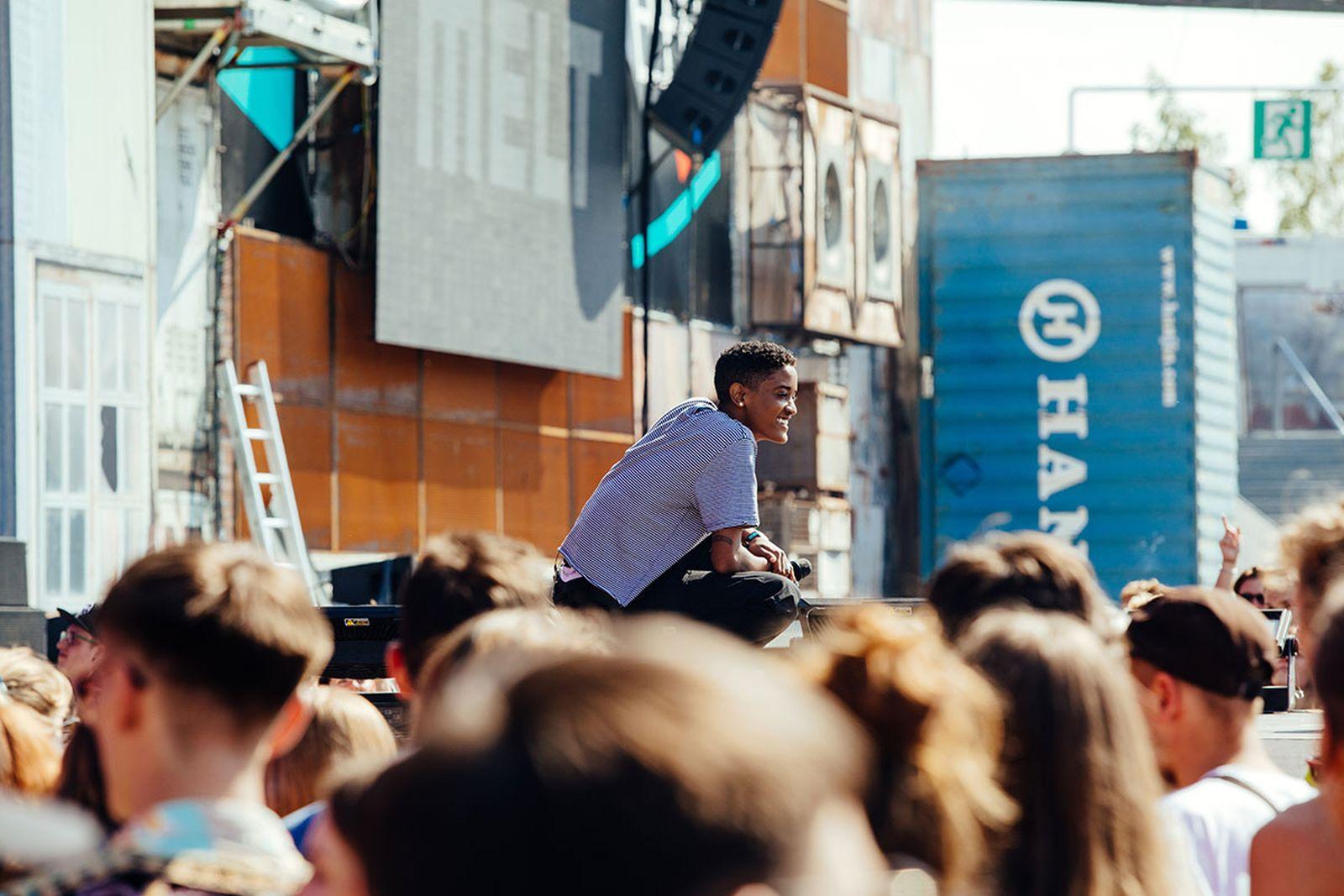 melt festival 2018 recap Nastia Tommy Cash coely