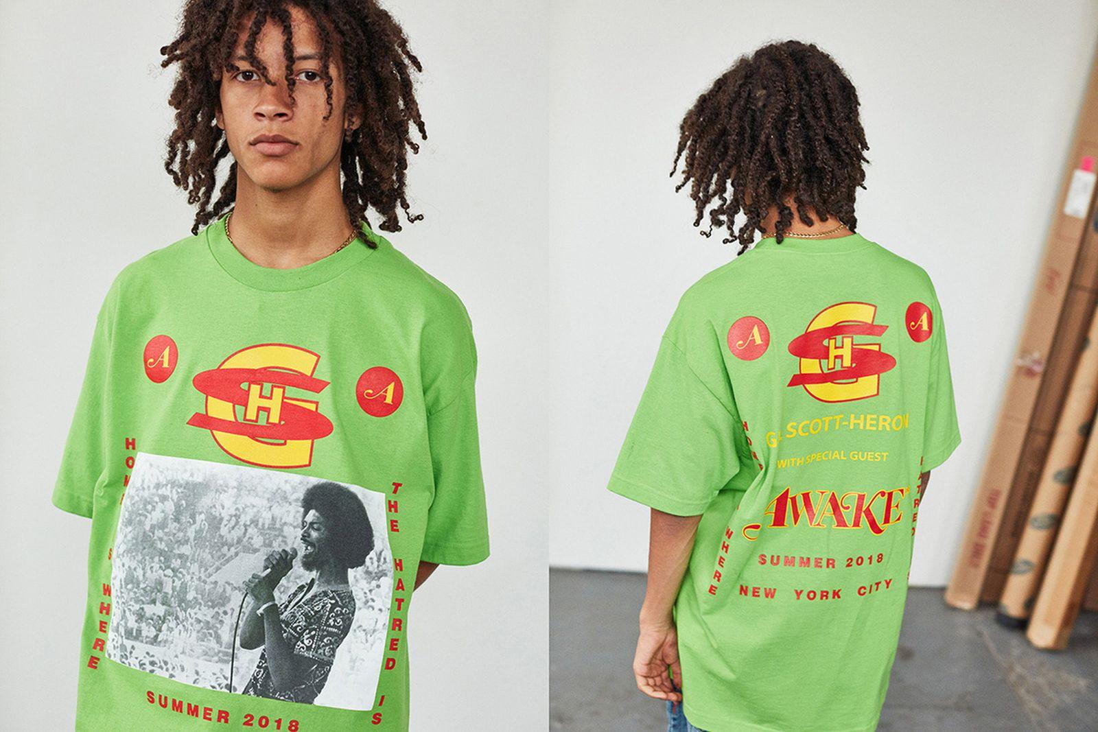 awake ny mid summer collection SS18