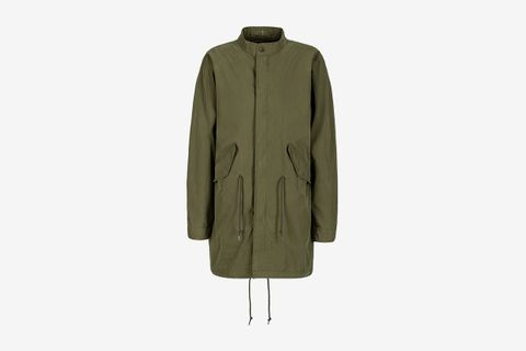 20a87262b2445 Alpha Industries Defender Fishtail Parka And Liner | What Drops Now
