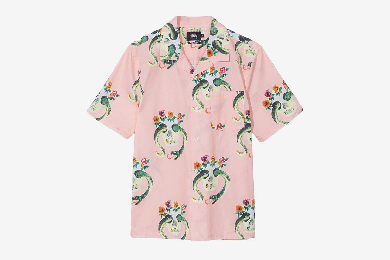 Skull Pattern Shirt