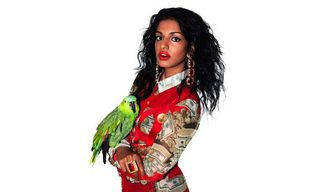 M.I.A. for PAPERMAG