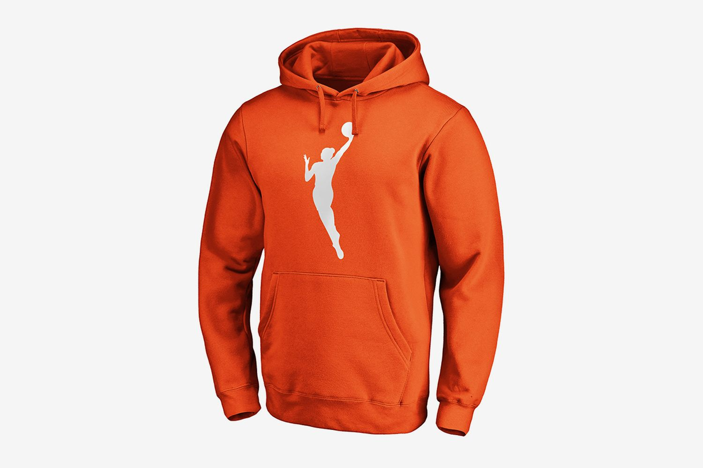 WNBA Logo Pullover Hoodie