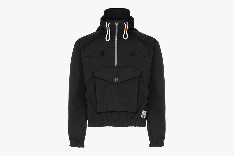 Blacktrooper Hooded Jacket
