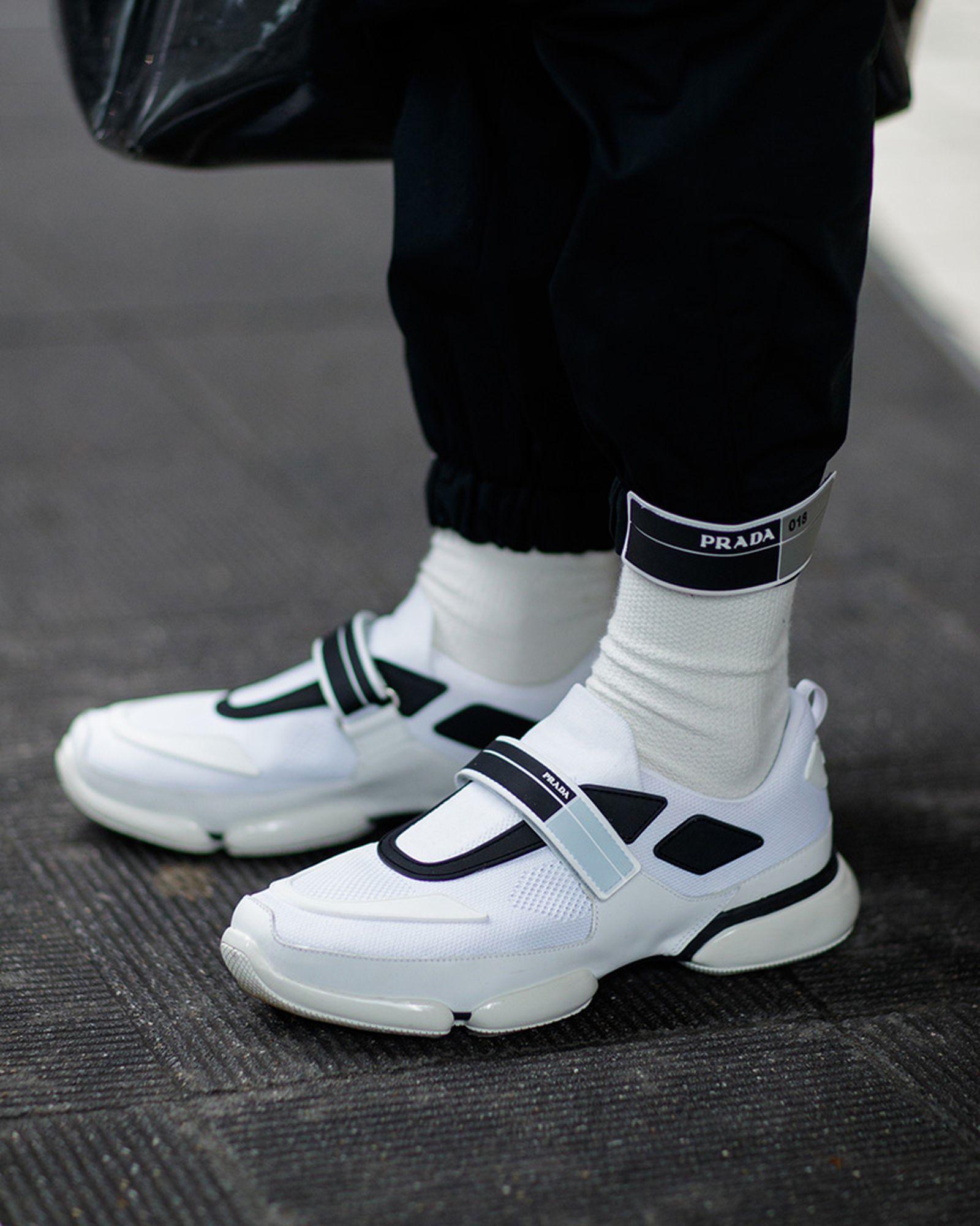 ultimate prada footwear round