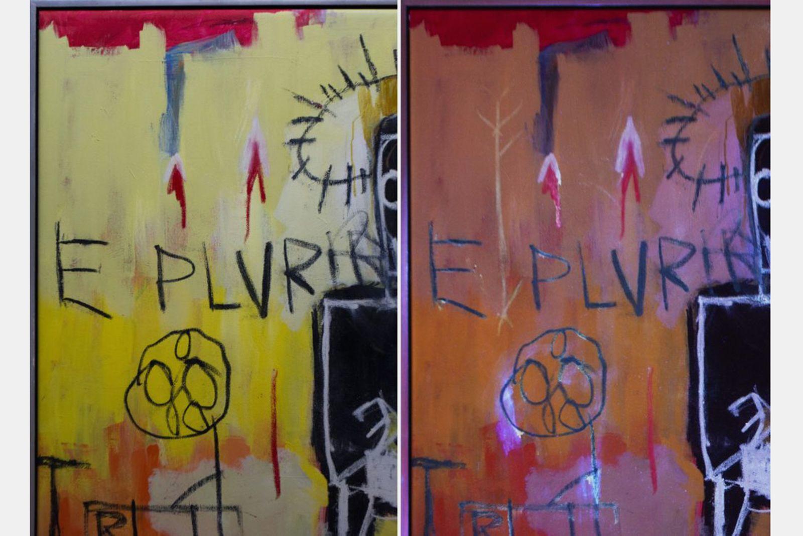 jean michel basquiat untitled 1981 secret drawings jean-michael basquiat