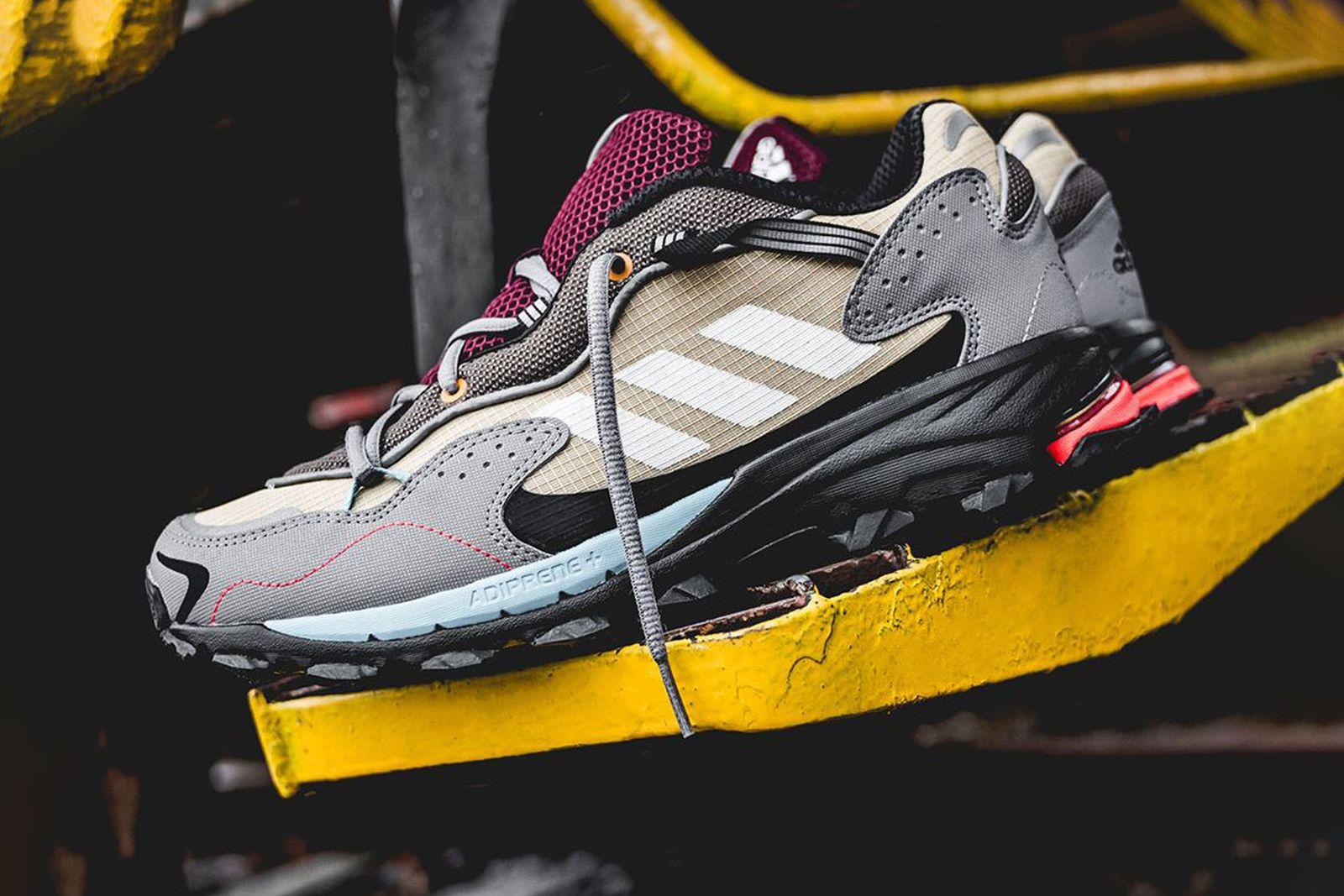 adidas Response Hoverturf Grey