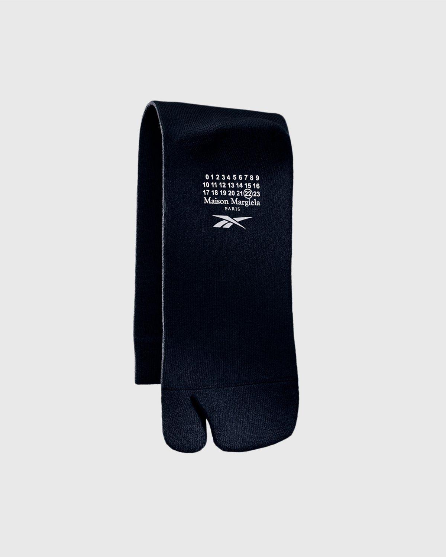 Maison Margiela x Reebok — Classic Leather Tabi Black - Image 9