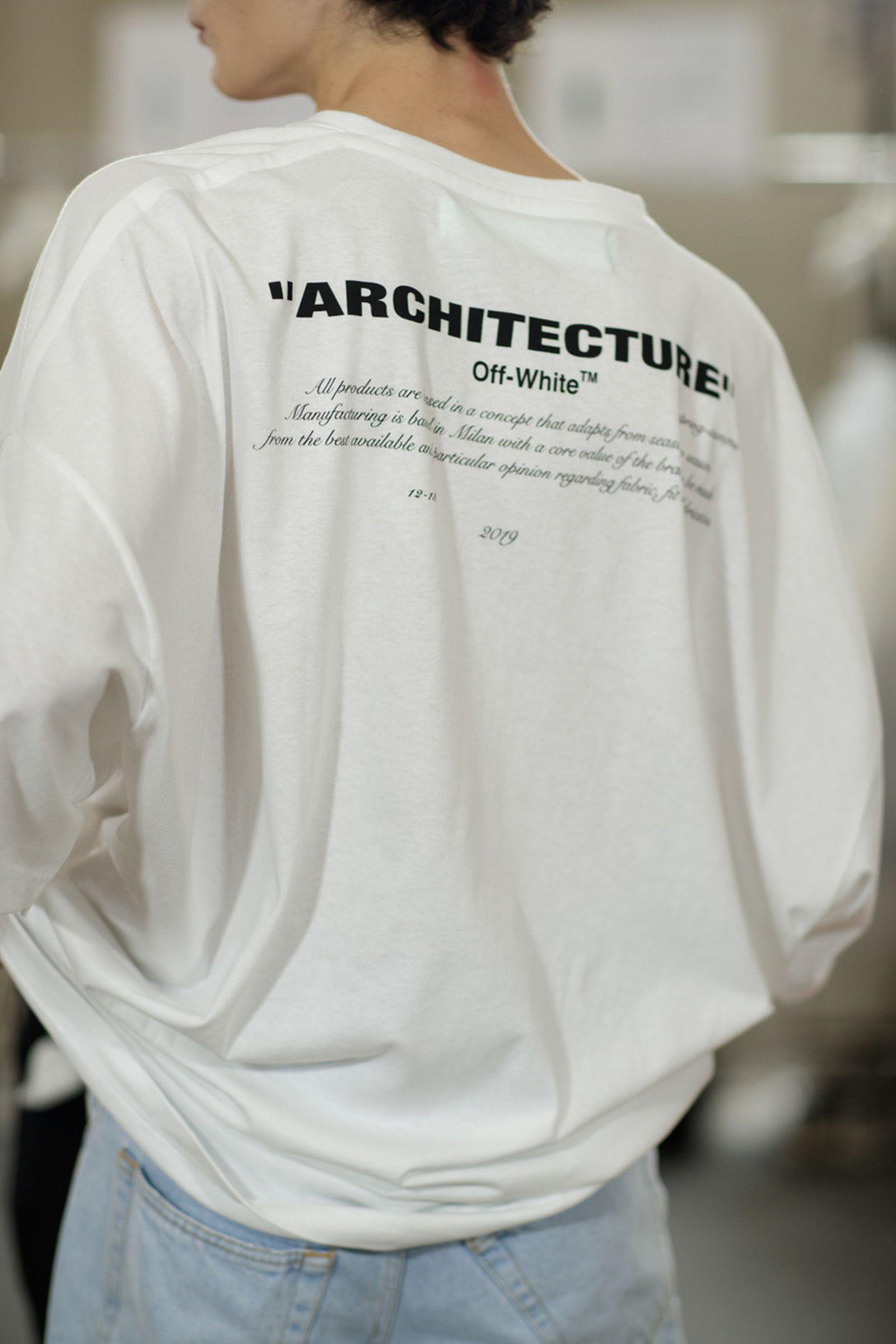 off white ss19 OFF-WHITE c/o Virgil Abloh Paris Fashion Week SS19 runway