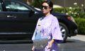 So It Looks Like Kim Kardashian West Actually Bought the $29,300 Dior x Sorayama Saddle Bag