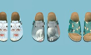 Opening Ceremony & Birkenstock Join for Magritte Sandal Collection