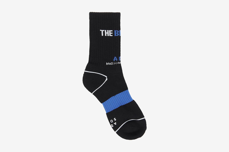 The Blue Socks