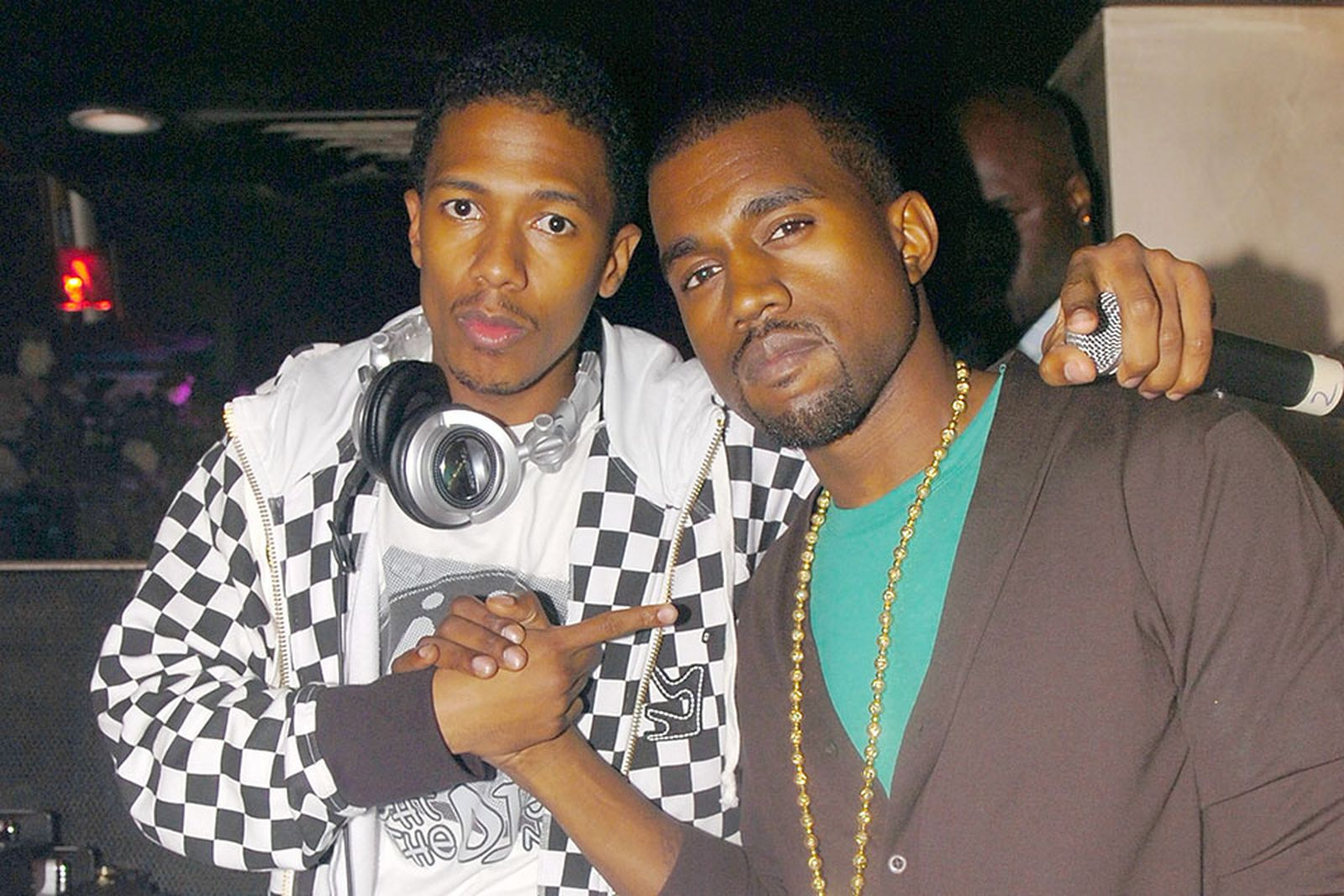 kanye west nick cannon end feud