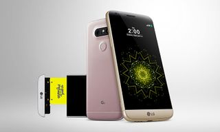 LG Debuts the G5, Its First-Ever Modular Smartphone