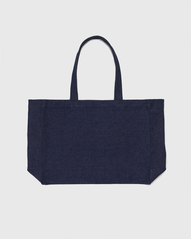 A.P.C. x BRAIN DEAD - Shopping Bag White - Image 2