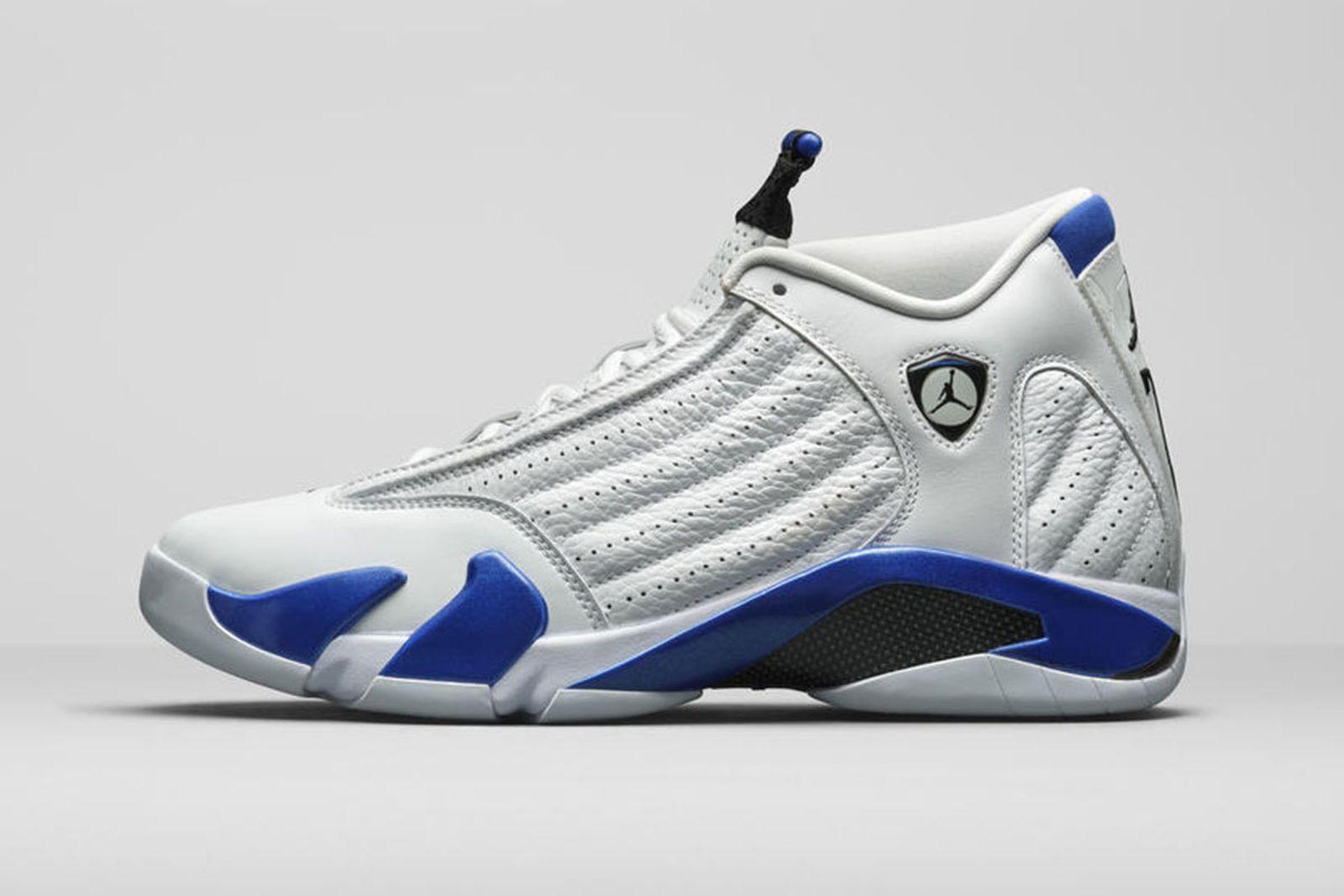 Jordan Brand Fall 2020 sneaker lineup air jordan 14 hyper royal blue