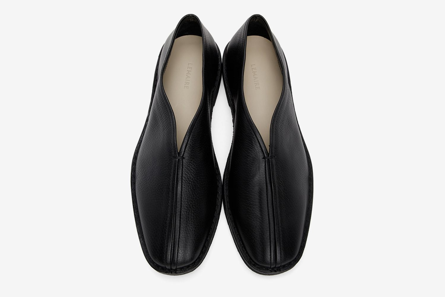 SSENSE Exclusive Leather Loafer