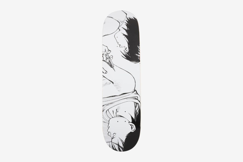 Akira Syringe Skateboard Deck