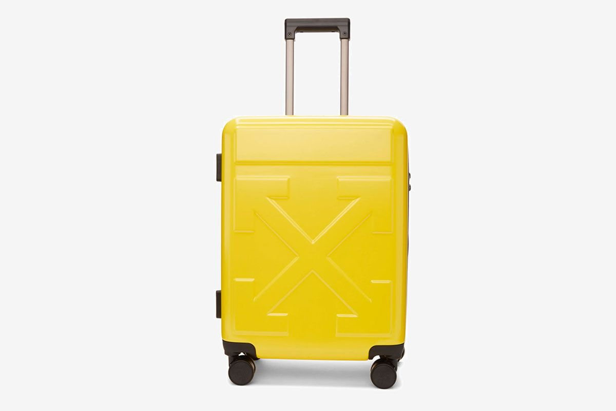 """Off-White™ Drops New Range of $1,030 Carry-On Suitcases """"FOR TRAVEL"""""""