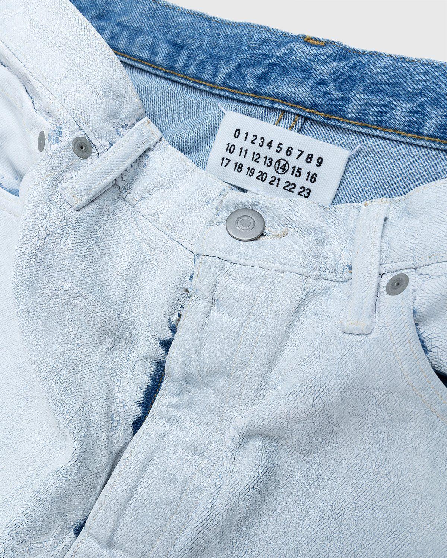 Maison Margiela – Bianchetto Boyfriend Jeans White - Image 3