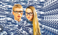 Kenzo Reunite With TOILETPAPER Magazine for Spring/Summer 2014 Film