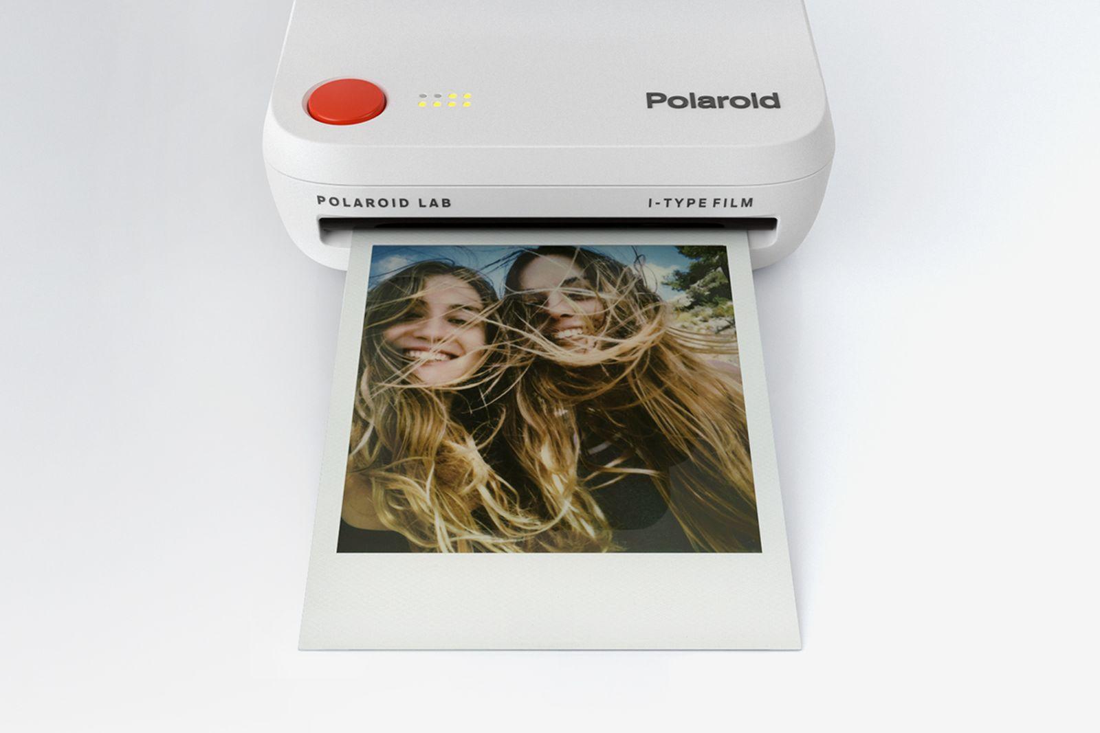 polaroid lab Polaroid Originals