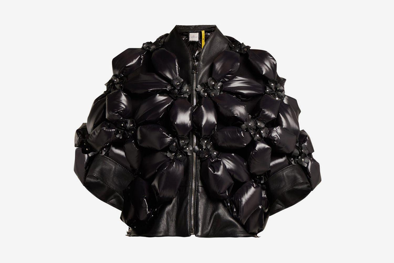 Flower Padded Jacket