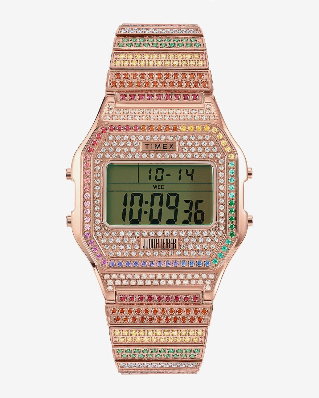 Timex's Most Expensive Watch Is, Fittingly, a Judith Leiber Co-Sign