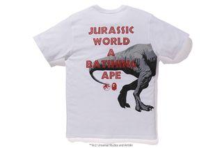 648929e2 BAPE Debuts 'Jurassic World: Fallen Kingdom' Collection