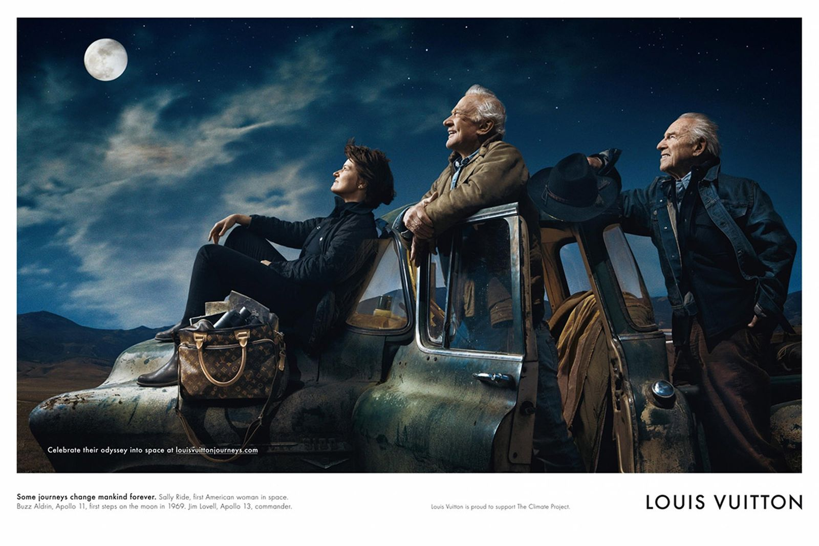 evolution space aged fashion André Courrèges Louis Vuitton Nike
