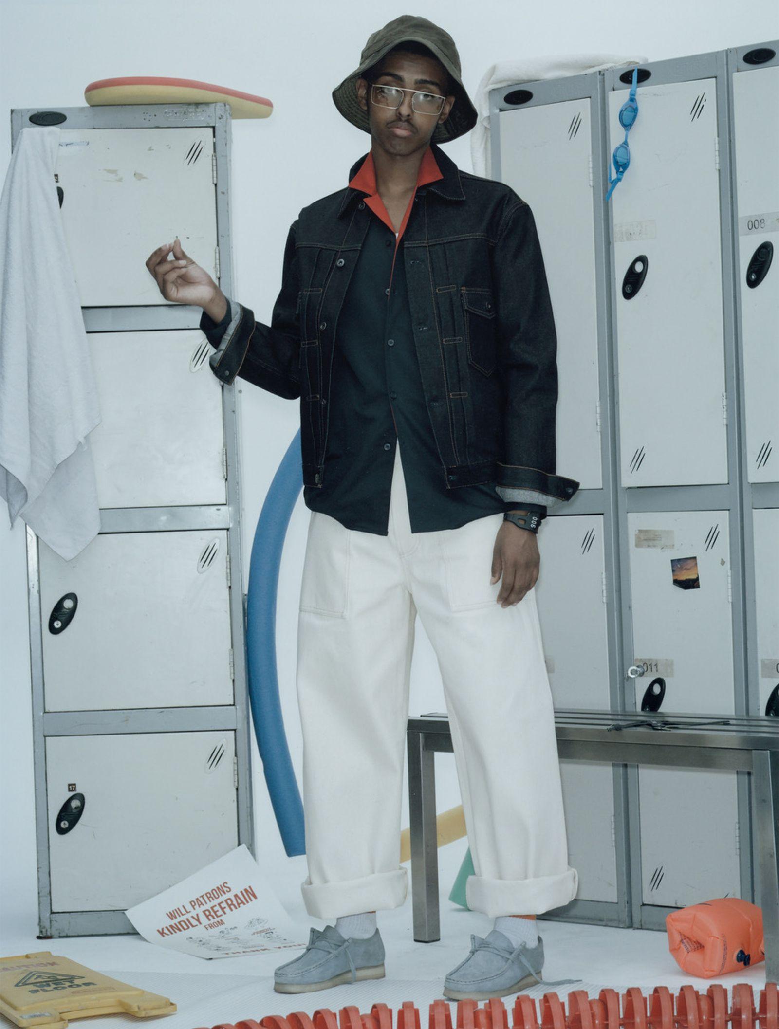 ullac dying to meet ya fashion film War Child UK