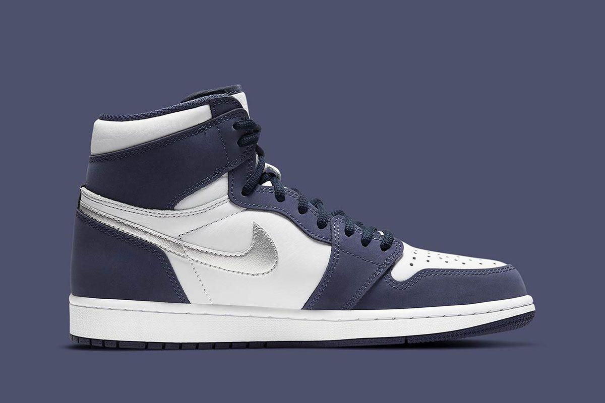 """Nike Air Jordan 1 """"midnight navy"""""""